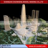 high quality miniature building scale model maker with many years' experience/SH model making service