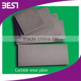 Best-003 hitachi excavator spare parts carbide plate