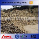 China LMME Good physical properties fire-resistant bauxite ore/mineral lumps with beat price