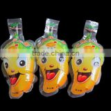 Eight nozzles beverage bag filling sealing packaging machine