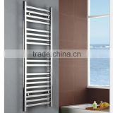 HB-R15 series bathroom hot water heated steel chromed ladder towel racks warmer towe rails radiator