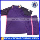 2016-17 club shirts cheap wholesale good quality football kit customized soccer uniforms