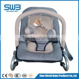 Baby rocker chair comfort, Folding baby swing rocker