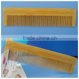 Wholesale wooden combs for hair natural hair care healthy wooden products