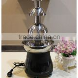 Free shipping 2016 hot Sale Chocolate Fountain Fondue Christmas Waterfall Machine for Event Wedding Children Birthday Party