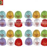 HFC 4134 bulk bell shape chocolate assorted nuts flavour