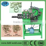 after-sales service provided hog ring making machine