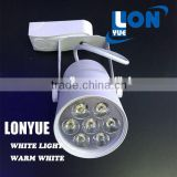LED TRACK LIGHT Isolated Power Supply Mordern desighed3W 5W 7W 9W 12W 15W 18W TRACK LIGHTING SPOT LIGHT