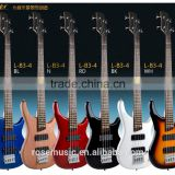 (China guitar factory wholesale) High quality bass guitar