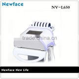 NV-L650 2017 beauty equipment abdominal slimming belt laser weight loss equipment for home for slimming