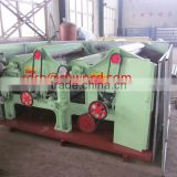 2016 Used waste textile recycling machine fabric cotton waste recycling machine with best price