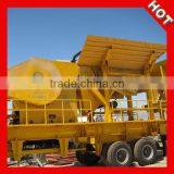 brand new mobile Crushing Plant, crushing & screening plant,portable mobile jaw crusher plant on sale
