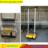 Neweek automatic wet ready mixed gypsum mortar wall cement spray plaster machine