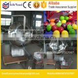 automatic sugar tablet chewing gum coating pan machine
