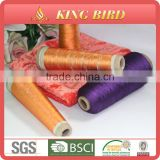 Top Quality Industry Color Dyed 100% Viscose Yarn for Knitting Gloves