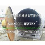 Inquiry about tyre recycling machine