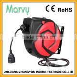 extension cord supply electric cable reel with 10+1m electric cord