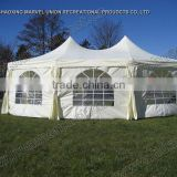 6.8X5M Heavy Duty Gazebo Tent