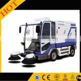 Multifunctional industry electric ride-on sweeping machine
