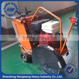 Petrol drived 4 stroke road cutting machine with gasoline honda engine