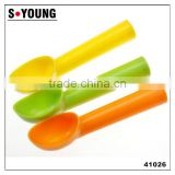 41026 plastic ice cream spoon