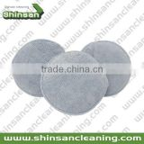 2015 New microfiber applicator pads/microfiber wax applicator/microfiber polishing pad