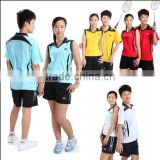 100% cotton volleyball unbranded suits short sleeve sportswear Jerseys and shorts men and women uniforms