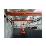 EOT Crane With Grab Bucket For Waste Management/Power Generation, A8