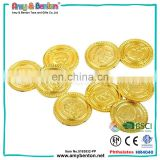 Wholesale Kids Toy Fake Plastic Pirate Gold Coins