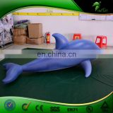 Giant Inflatable Helium Fish Ball Animal Replica Toys Inflatable Dolphin Whale Balloon Cartoon Character
