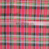 2016 new Woven yarn dyed Gingham Check fabrics