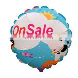 A4 size Inkjet Nylon Printable DIY Photo Balloons (18cm)