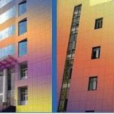 Chameleon Spectra Coated Aluminum Composite Panel From ALUCOONE