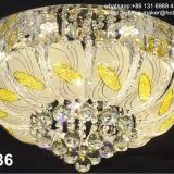 ceiling LED Chandelier , LED crystal lamp with factory price
