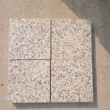 china Rusty beige granite floor tiles kitchen countertops at low price