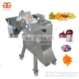Commercial Stainless Steel Lemon Pumpkin Slicer Apple Cube Chinese Yam Cutting Machine Fruit And Vegetable Cutter
