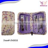 5pcs manicure set plum blossom design beauty nail manicure set