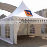 Make in china Aluminum PVC Fabric 4x4 commerical pagoda canopy tent                                                                         Quality Choice