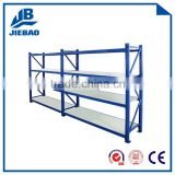 Warehouse Foldable Storage Tyre Display Rack