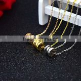 thailand handmade jewelry wholesale hollow gold necklace chain roll                                                                                                         Supplier's Choice