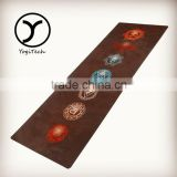wide varieties superior materials wear-resisting inflatable custom made earthing yoga mat