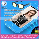 Colorful Wholesale Protect Computer Eyewear Blue Light Blocking Glasses