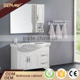 China Supplier White Cheap Single Modern Bathroom Vanity In Spanish                                                                         Quality Choice