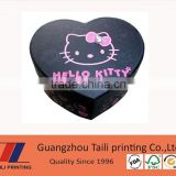 Wholesale custom wedding heart shape favor box