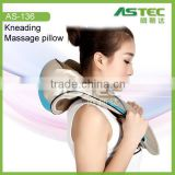 Novelties wholesale china kneading pillow massager, china electric massage, kneading back massager