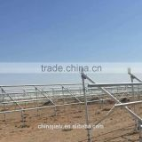 2015 ground support system for piling/linkage skew single axis solar tracking support system/best price solar