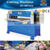 auto-balance four-column precision hydraulic plastic/foam/paper hydraulic cutting machine