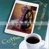 OEM intel CPU tablet PC 7.85 inch IPS screen Android OS dual core popular around the world