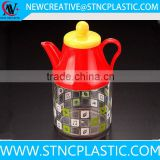 hot sale plastic soy sauce bottle with handle