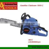 "52cc Professional Gasoline Chainsaw CE Approved with 20"" Guide Bar (CS5200)"